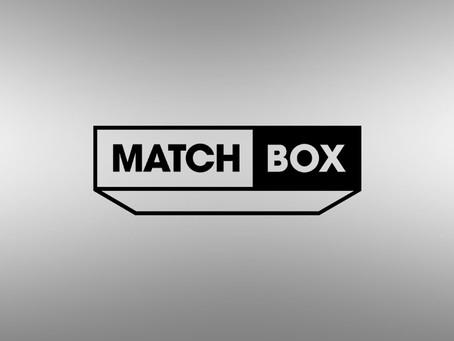 매치박스 홈페이지 새롭게 오픈