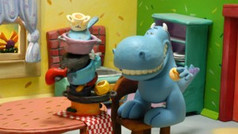 """Little Blue Dragon"" ZDF"