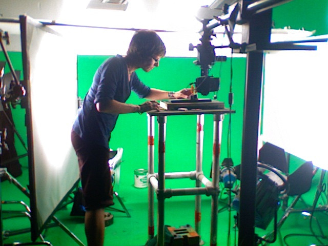 Animating for 'McCain Oven Wedges'