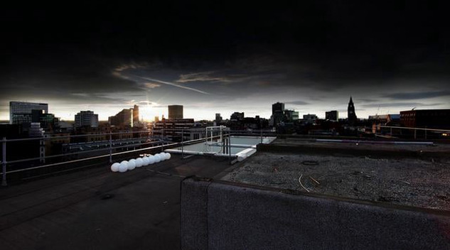 """Rooftop"" for Warehouse Project"