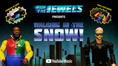 """""""Walking In The Snow"""" for Run The Jewels"""