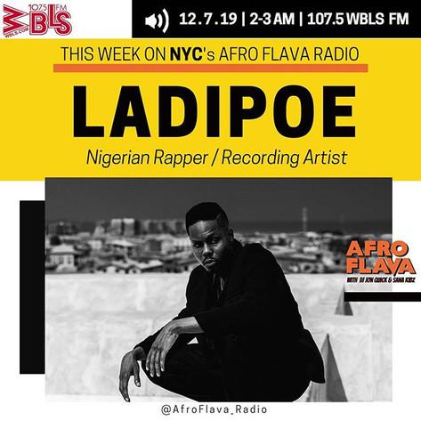 Ladipoe | Afrobeats Music