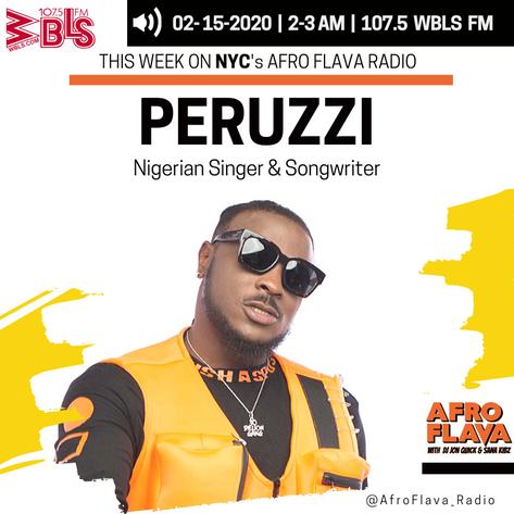 Peruzzi | Afrobeats Music