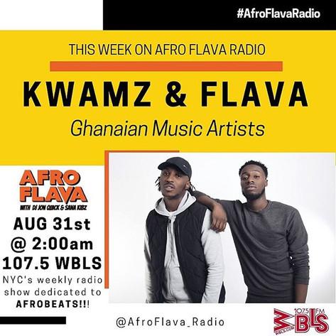Kwamz & Flava | Afrobeats Music