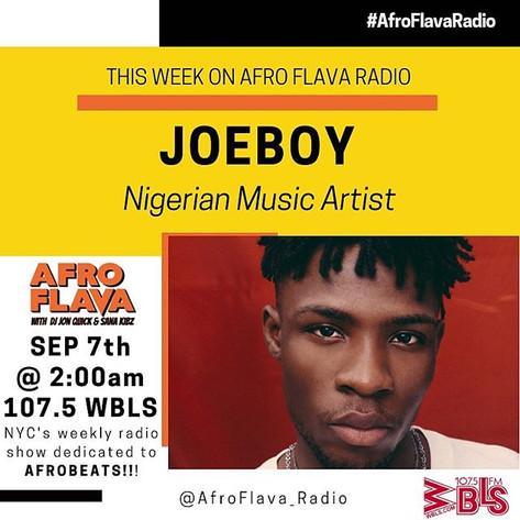 Joeboy | Afrobeats Music