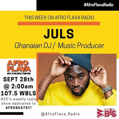 Juls | Afrobeats Music