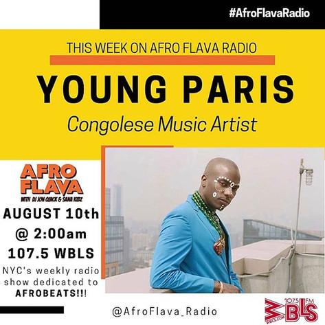 Young Paris | Afrobeats Music