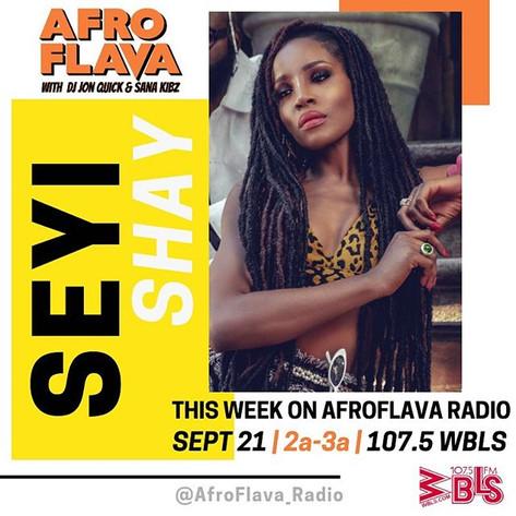 Seyi Shay | Afrobeats Music