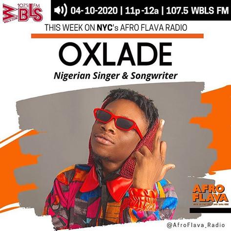 Oxlade | Afrobeats Music