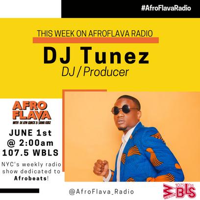 DJ Tunez | Afrobeats Music