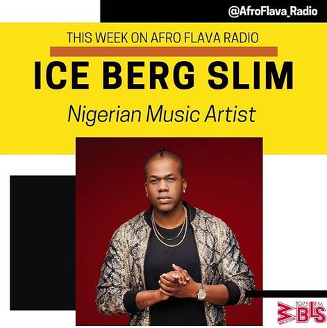 Iceberg Slim | Afrobeats Music