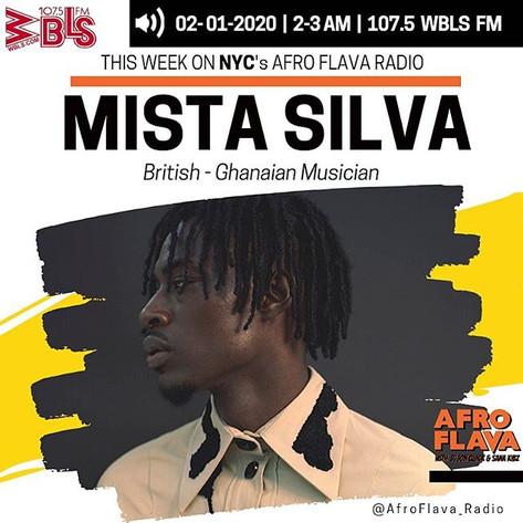 Mista Silva | Afrobeats Music | Afroflava Radio