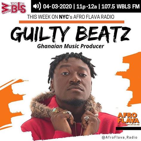 Guilty Beatz | Afrobeats Music