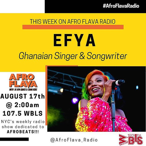 Efya | Afrobeats Music