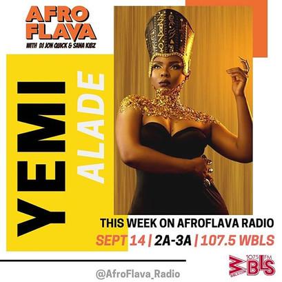 Yemi Alade | Afrobeats Music