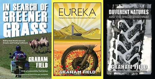 Graham Field's Adventure Trilogy
