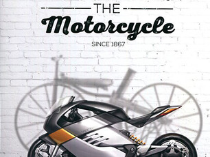 Discovering the Motorcycle by Armand Ensanian