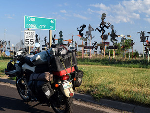 Ride to the Rockies, Day Four