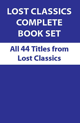 Complete Set of All Lost Classics Titles