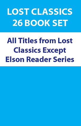 All Lost Classics Titles without Elson Readers