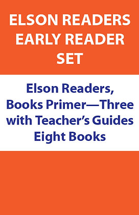 Early Reader Elson Set