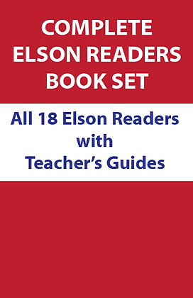 All Elson Readers with Guides