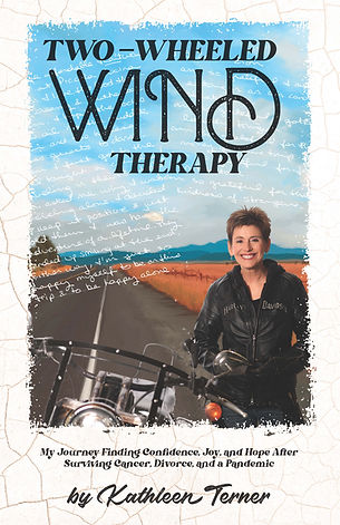 Two-Wheeled Wind Therapy Front Cover HQP