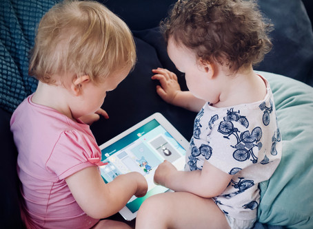 The Happy Medium: Technology and Your Baby