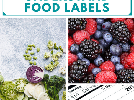 How to Read & Understand Food Labels