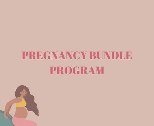 Pregnancy Bundle Program