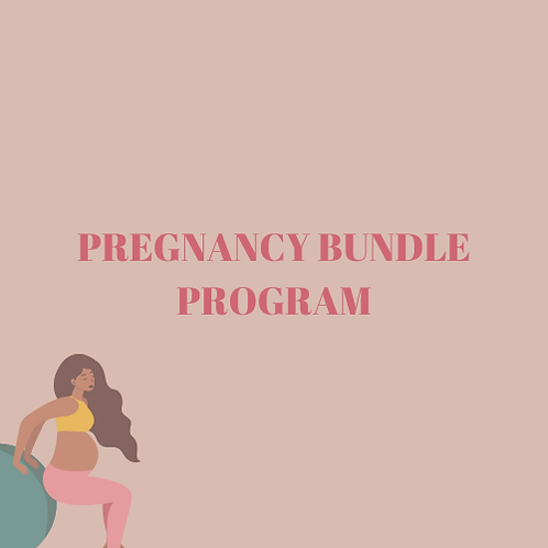 Pregnancy Bundle Program