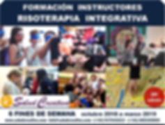 FORMACION INSTRUCTORES RISOTERAPIA INTEG