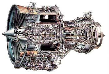 Spotlight: RB211-535 Engines