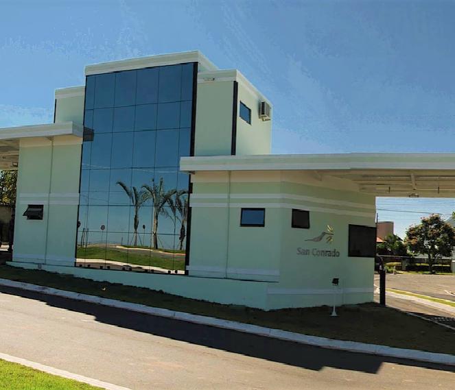 Portaria Cond. San Conrado - Campinas - SP