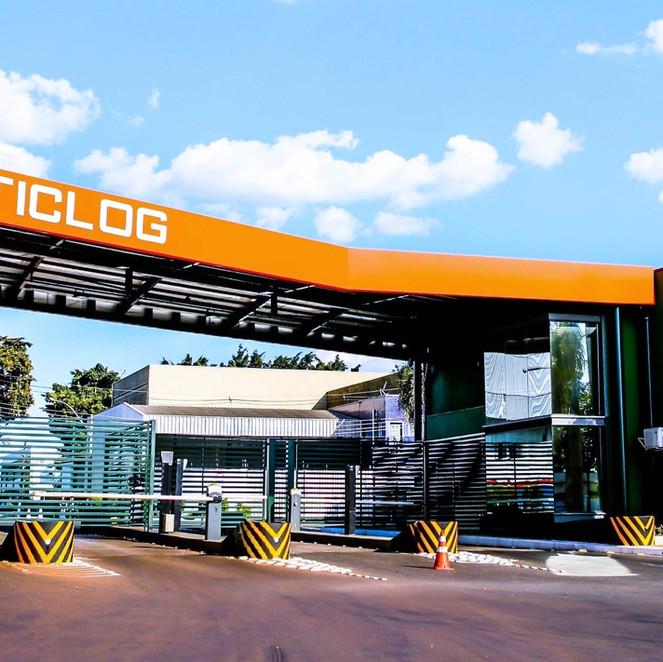 PORTARIA TICLOG - Terminal Industrial de Logística de Cargas