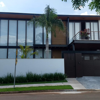 Casa  Estrutura Metalica Betel