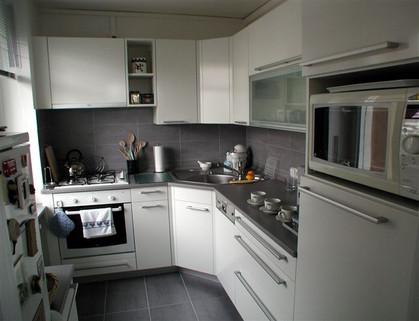 realizace kuchyně