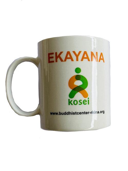 Ekayana Coffee Mug