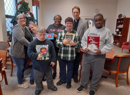 WLS Gives' Book Drive= Huge Success!