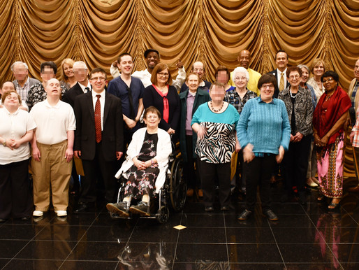 WLS Volunteers Honored at Garden Party
