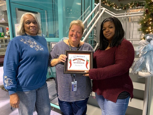WLS Chili Cook-off Crowns Winner