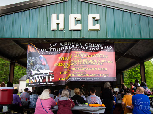 """3rd Annual Outdoor Gathering Adds New """"Catch"""" to This Years Event"""