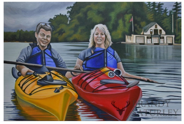 Love Canoes
