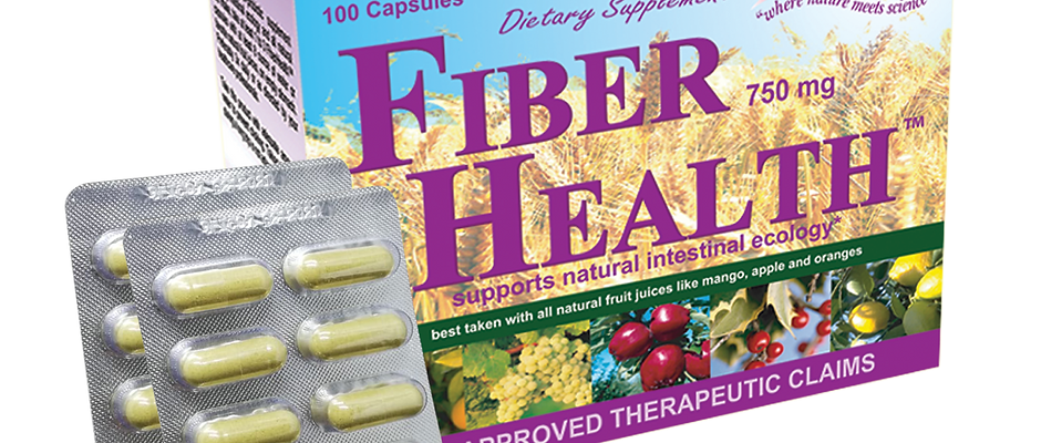 Fiber Health Capsules