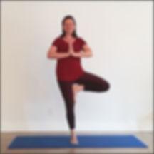 Claire Armange yoga en ligne