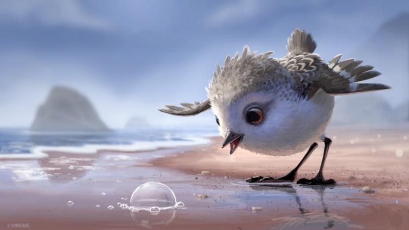"""Disney/ Pixar's """"Piper"""""""
