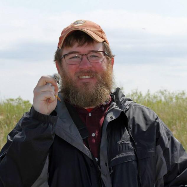 Vince Cavalieri, Sleeping Bear Dunes National Lakeshore, Wildlife Biologist