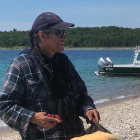 Archie Kiogama - Little Traverse Band of Odawa Indians