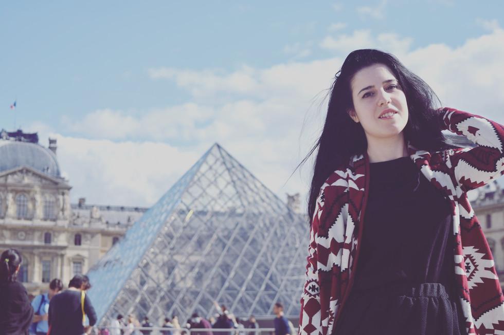 Visiting Paris with 0 €