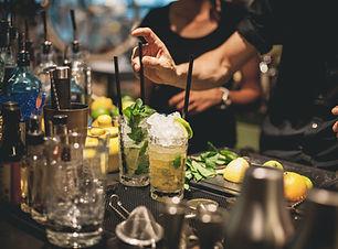 Vorbereiten Cocktails